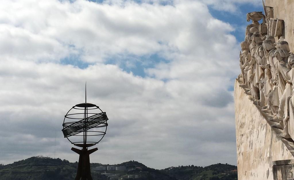 Seefahrerdenkmal in Belem, Lissabon