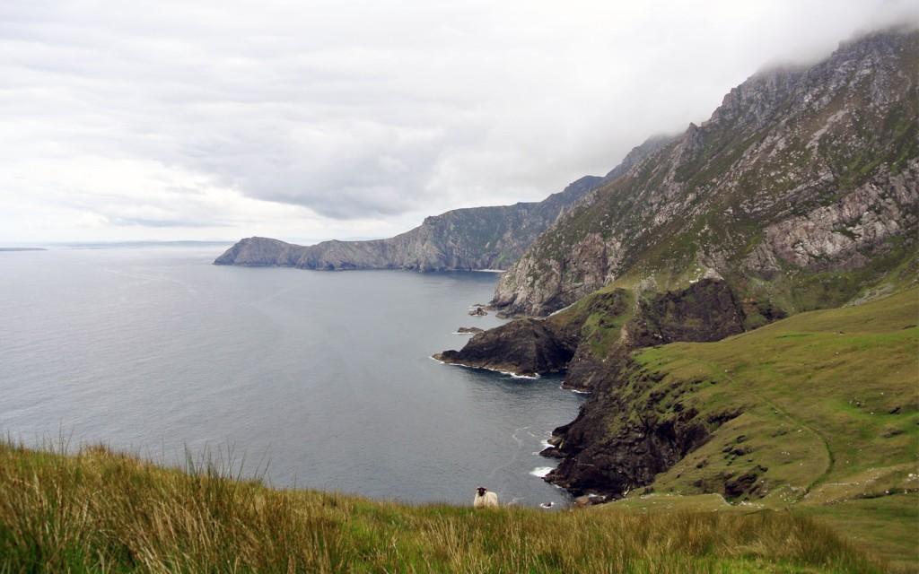 Wanderung auf den Croaghaun