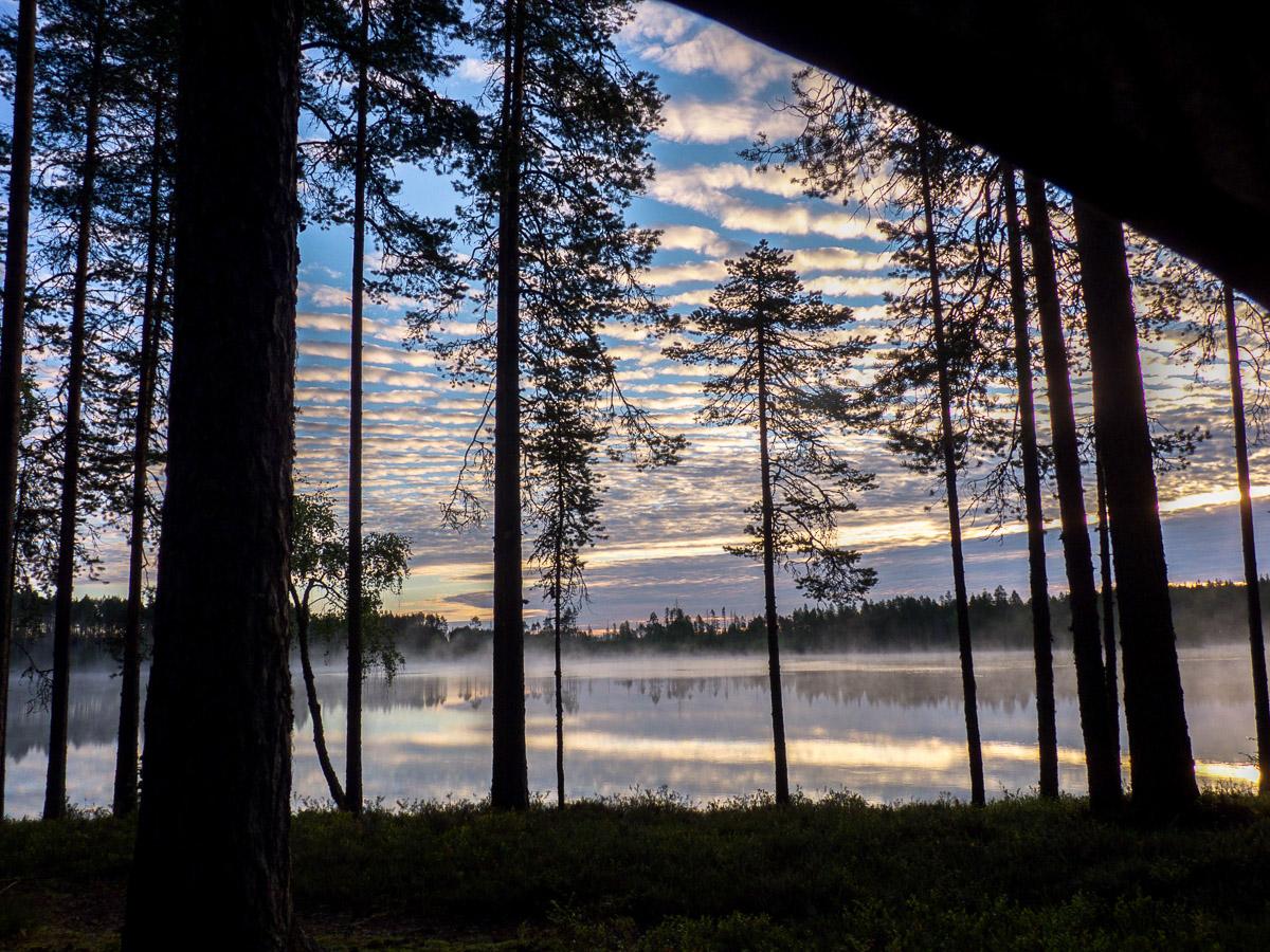 WandernKarelien-Sonnenaufgang