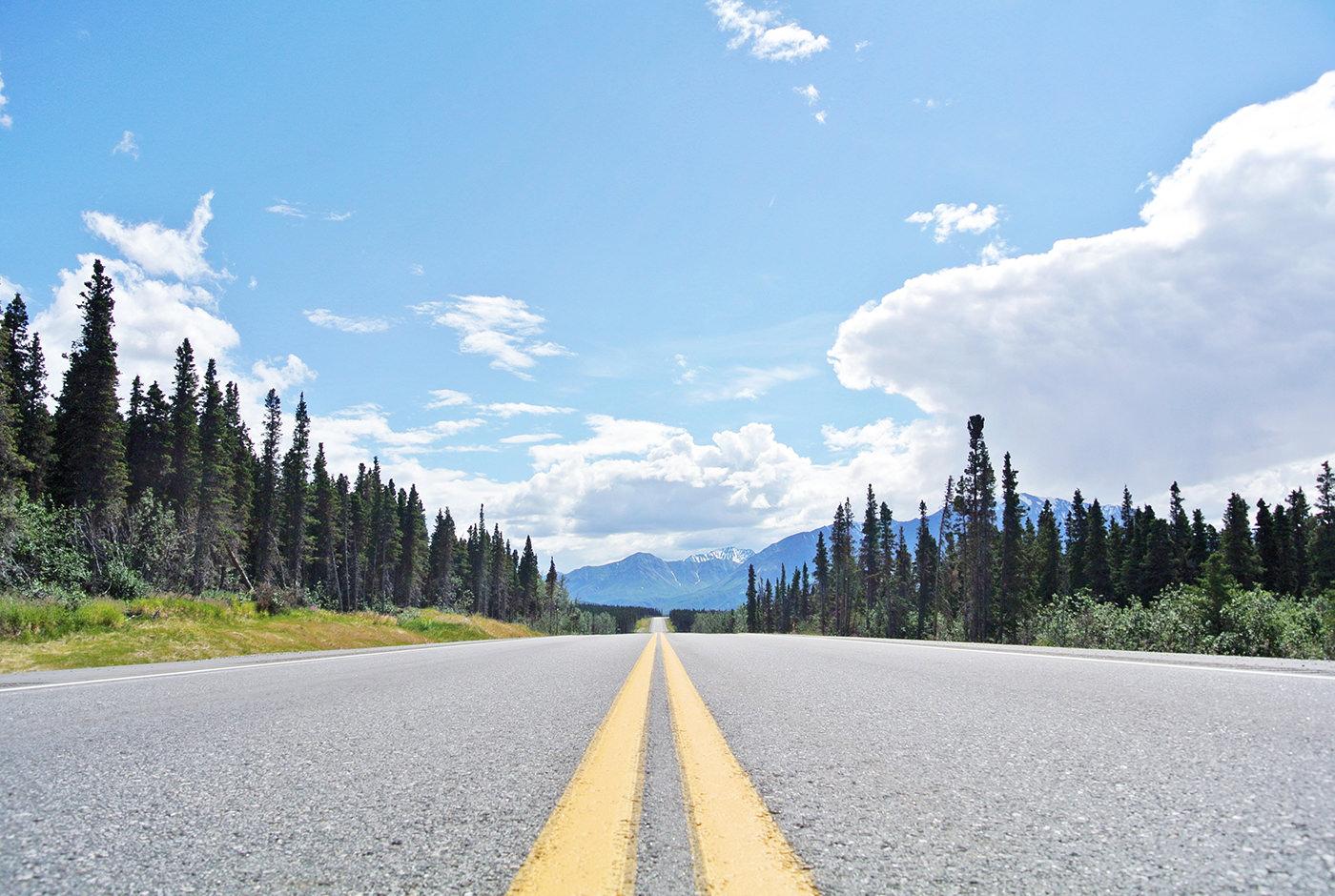 Roadtrip durch Alaska und den Yukon