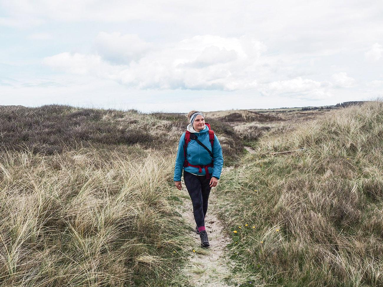 Klettergurt Unterschied Damen Herren : Wandern in leggings? pro & contra fräulein draußen
