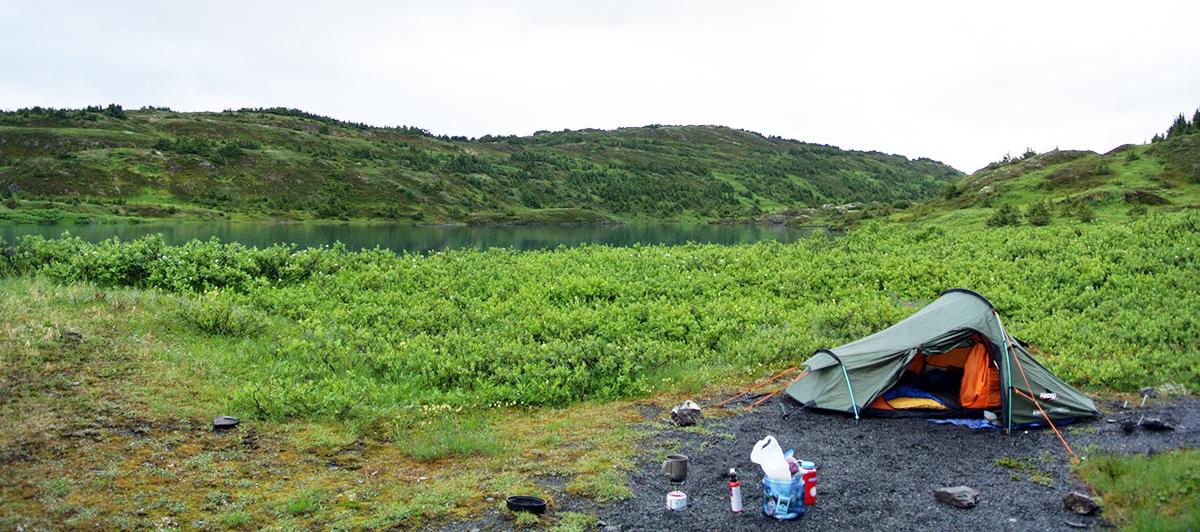 wildzelten in baertengebieten