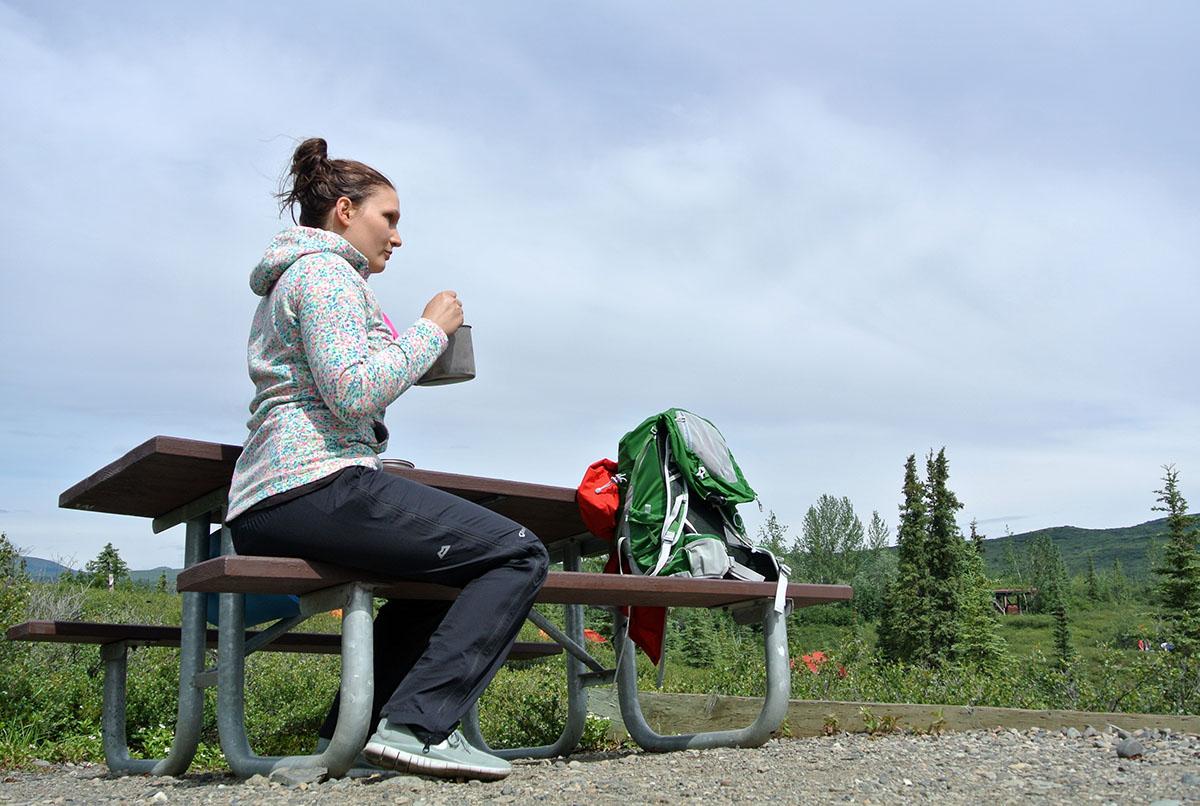 Camping im Denali Nationalpark