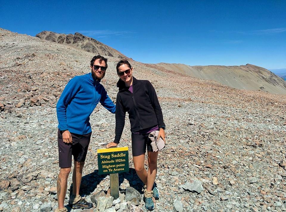 Gustofrenzy auf dem Te Araroa Trail