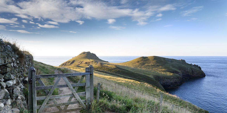 Zu Fuß durch Großbritannien: Meine Route