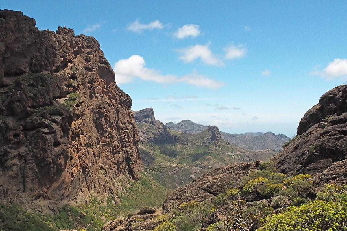 Die Natur Gran Canarias