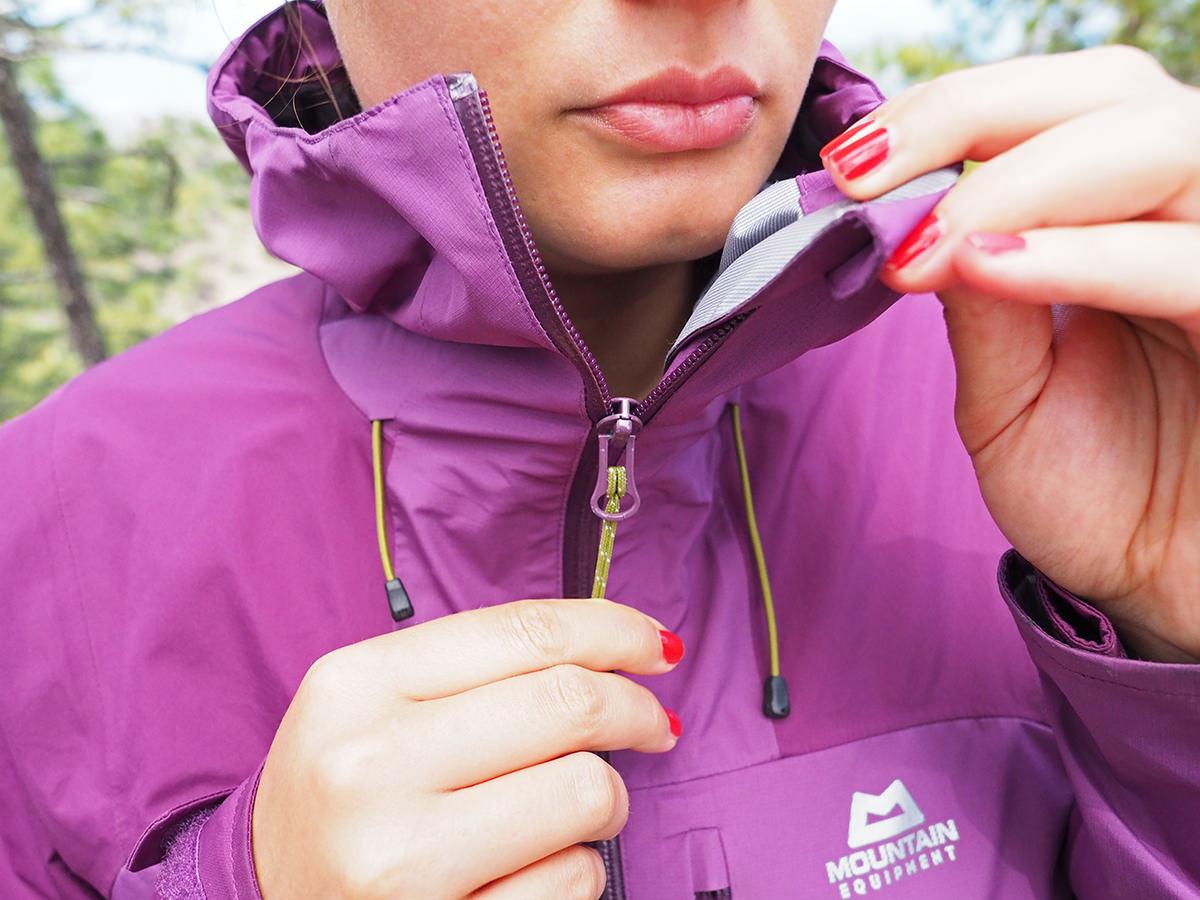 Ogre Jacket von Mountain Equipment im Test