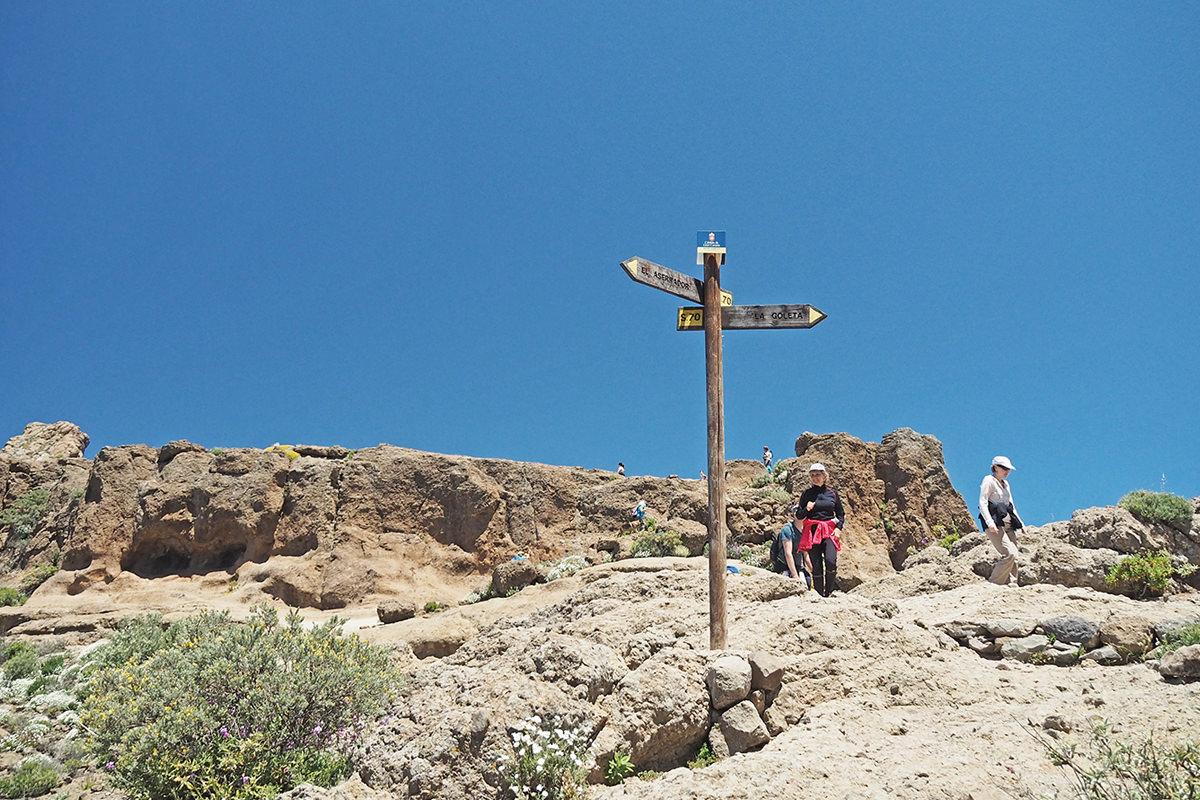 Wanderwege auf Gran Canaria