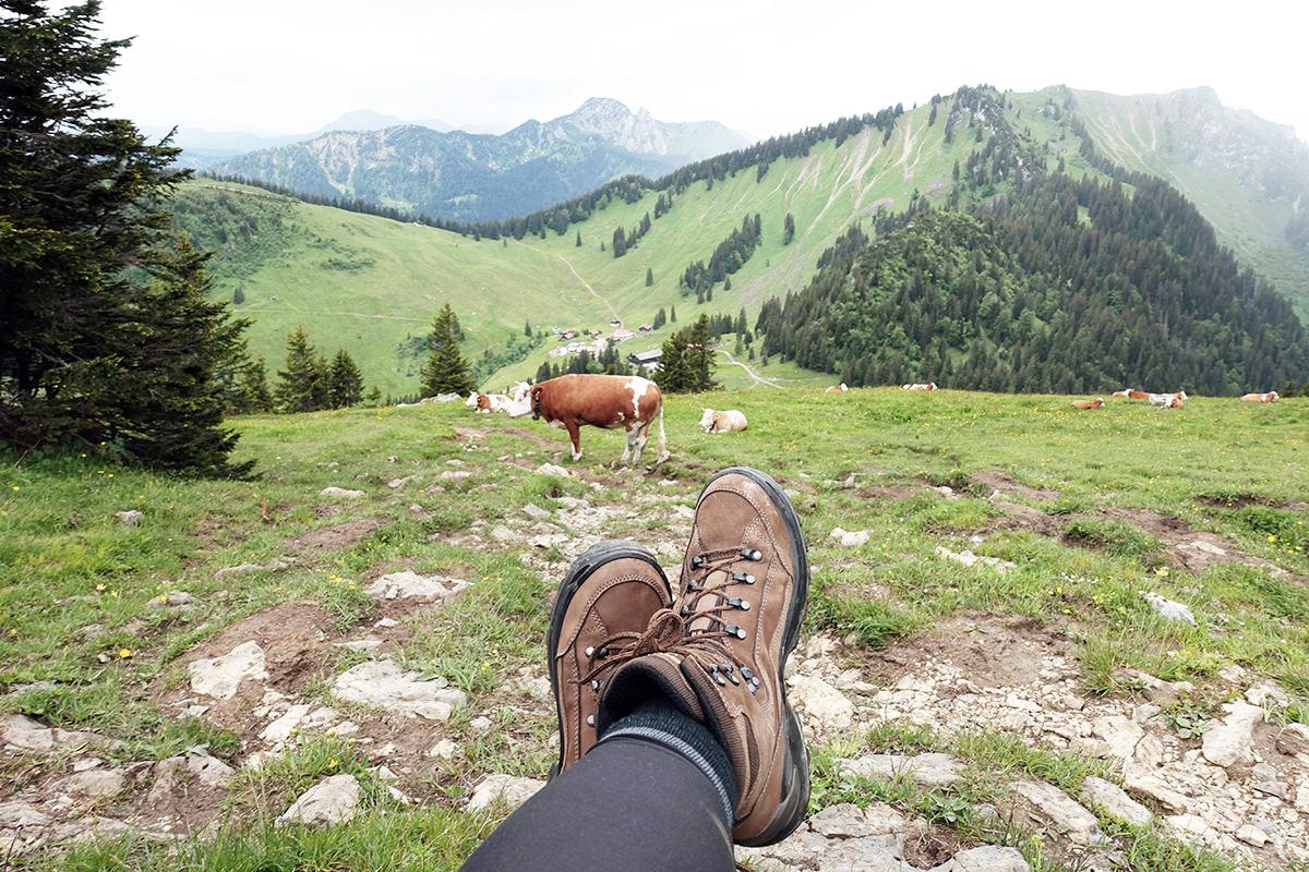 Tipps für den Wanderschuh-Kauf (Anzeige)