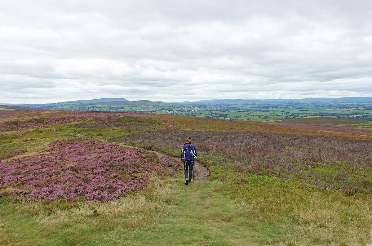 Wandern auf dem Pennine Way