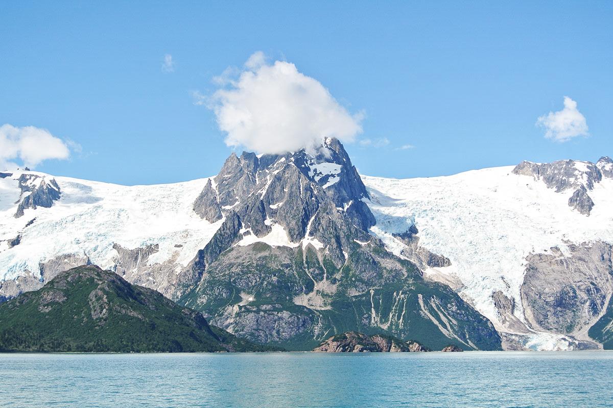 kenai-gletscher