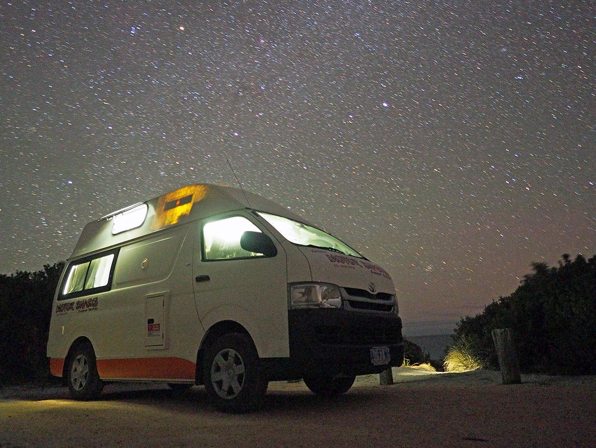 Tasmanien mit dem Camper