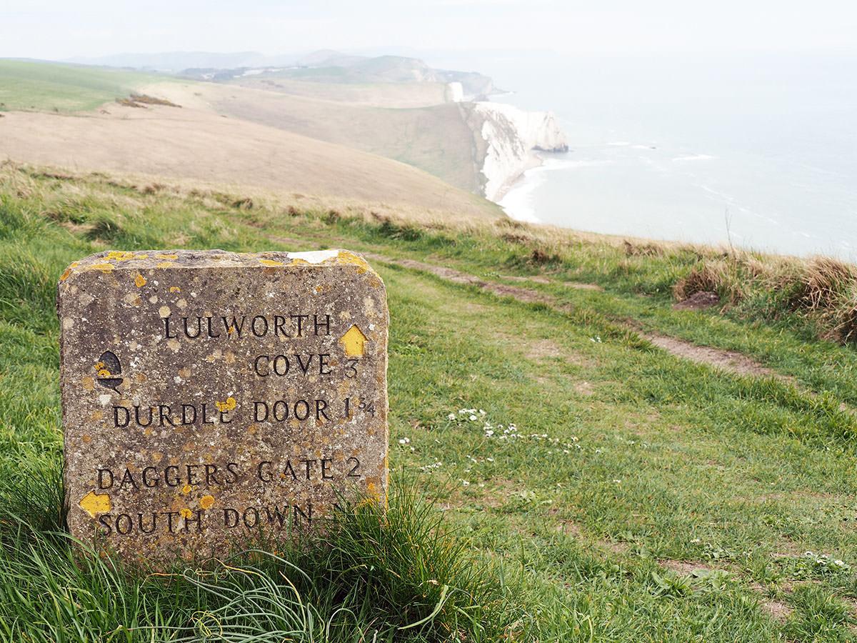 Wandern auf dem South West Coast Path