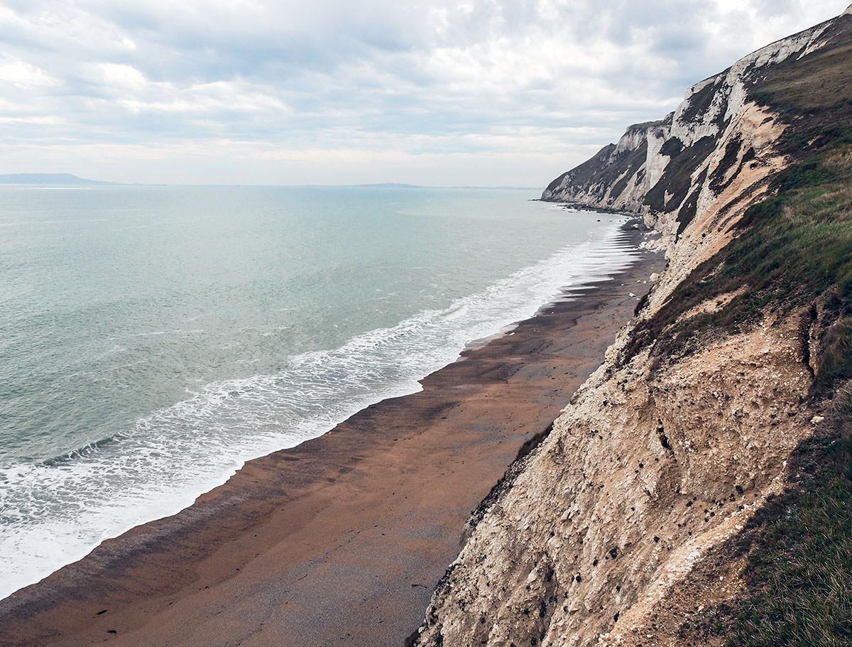 Wandern Jurassic Coast