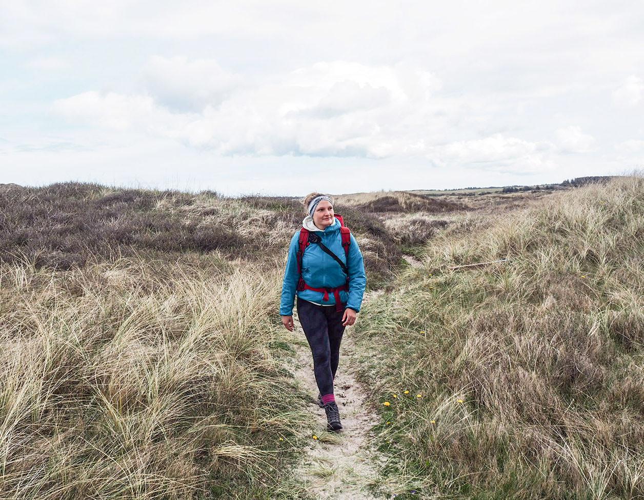 Outdoor Küche Wandern : Wandern in dänemark auf dem nordseewanderweg erfahrungsbericht