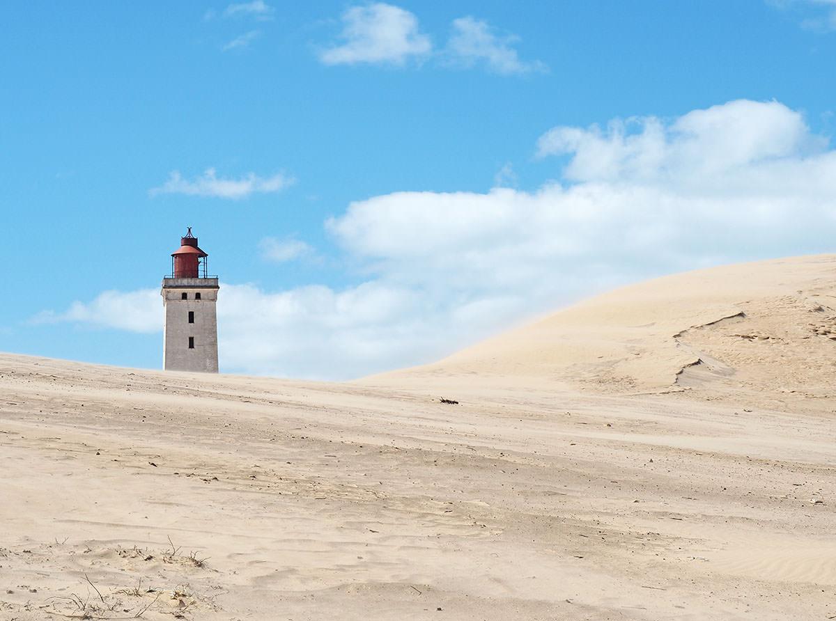 Der Leuchtturm Rubjerg Knude