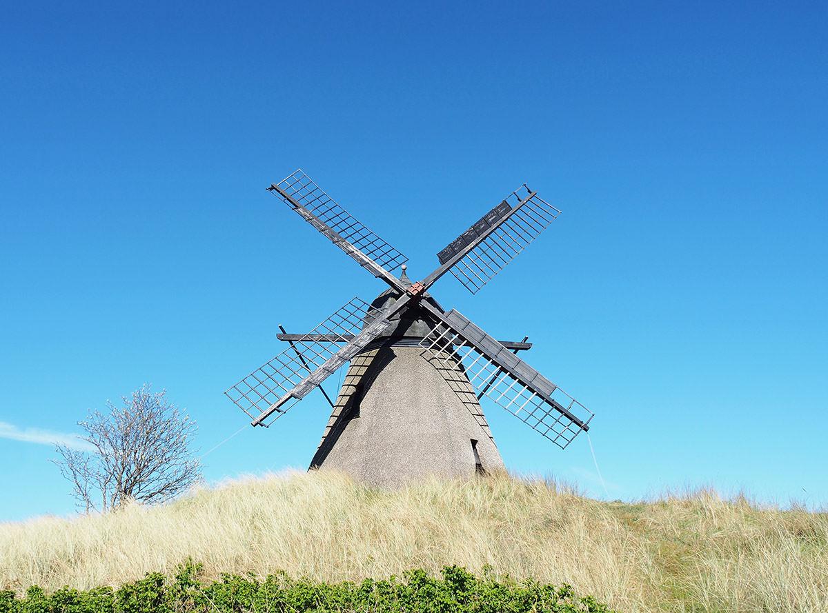 Windmühle in Skagen