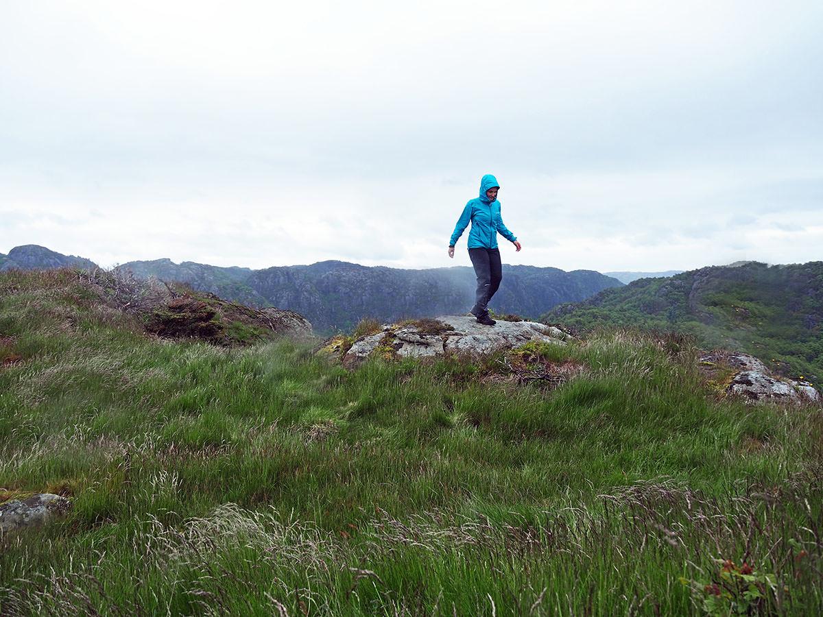 Wandern auf Hidra