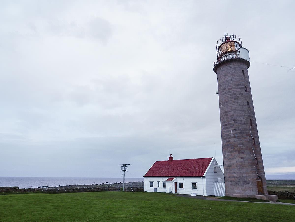 Der Leuchtturm von Lista