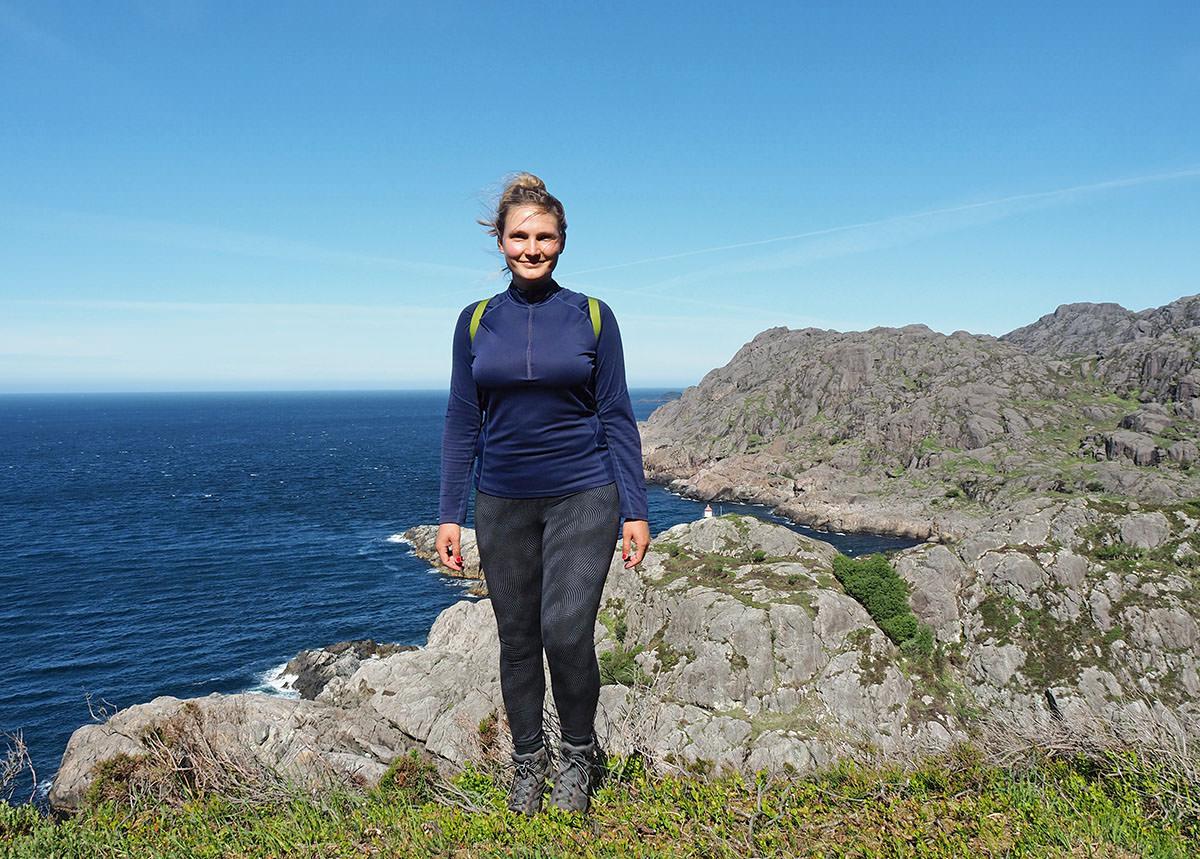 Wanderung in Südnorwegen