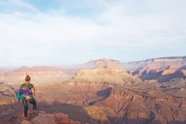 Grand Canyon hautnah: Tageswanderung zum Colorado River