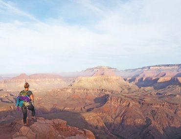Grand canyon wanderung an einem tag