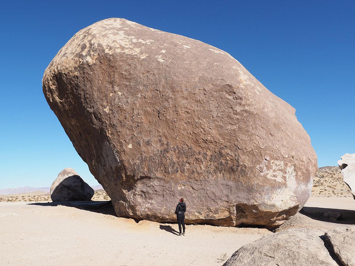 Größter Felsen der Welt