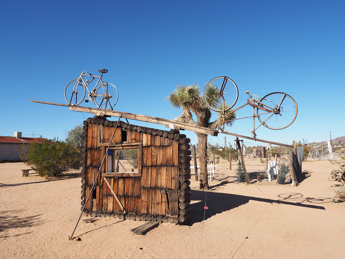 Noah Purifoy Outdoor Art Museum