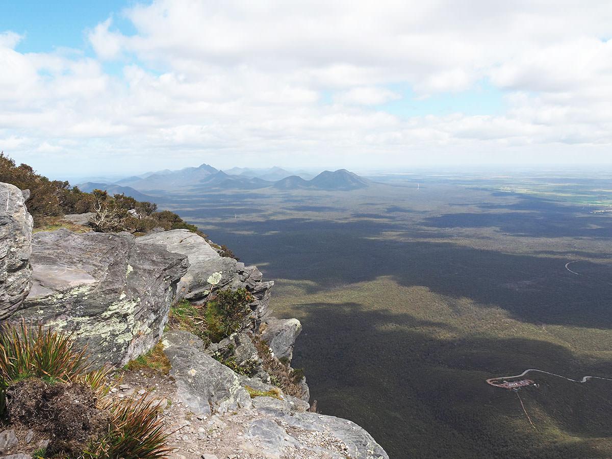 Bergwanderung in der Stirling Range in Westaustralien