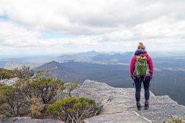 Gipfelglück mit Känguru – Bergwandern in Westaustralien