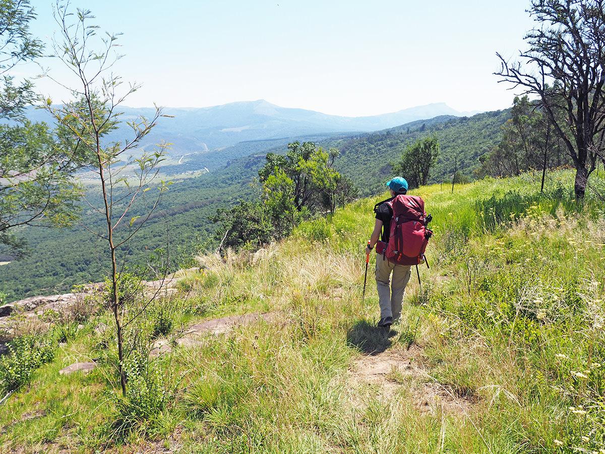 amatola trail wandern