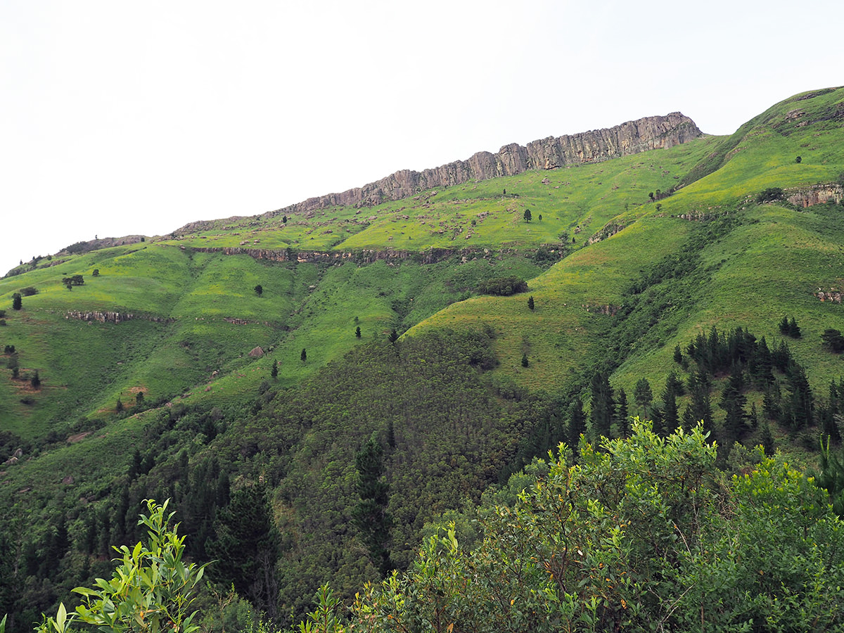 hogsback mountains wandern