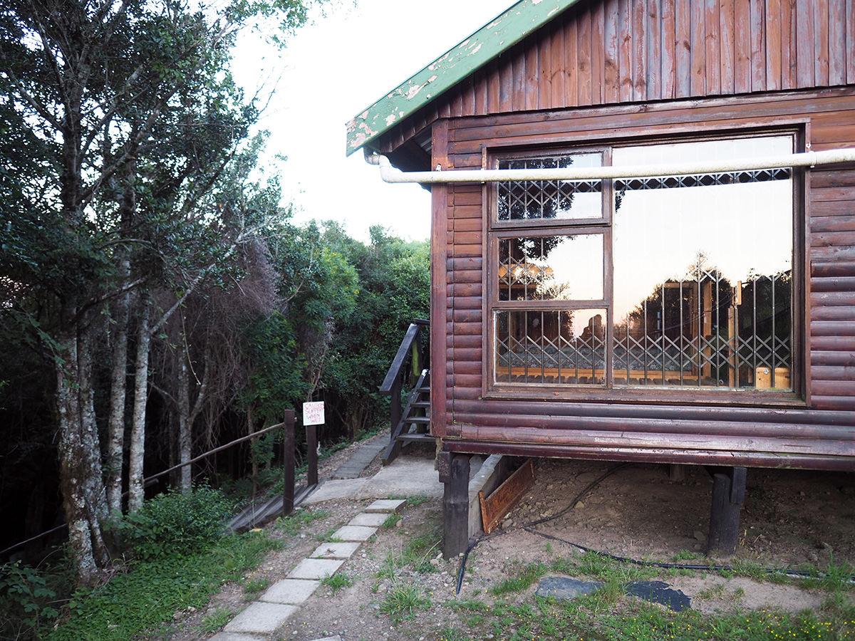 gwili gwili hut amatola trail