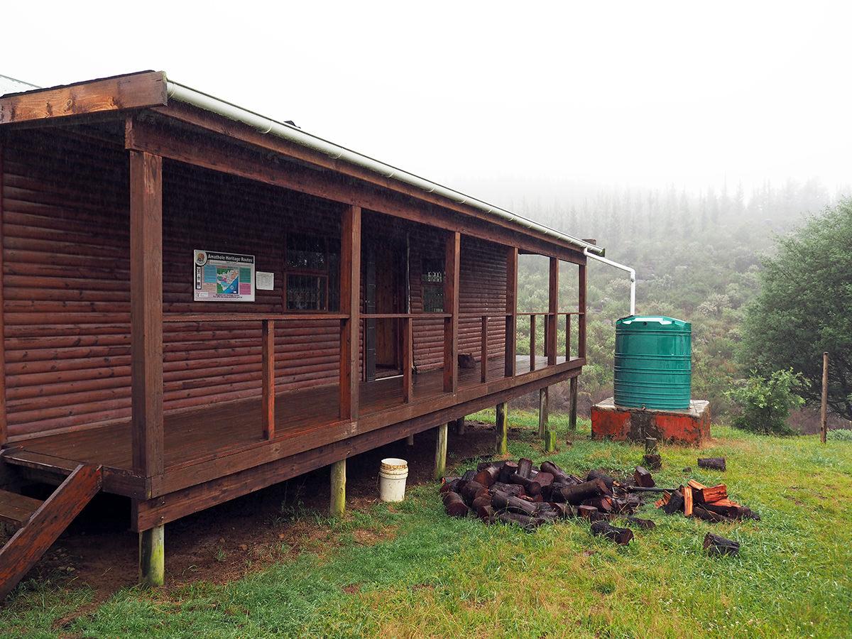 amatola trail cata hut