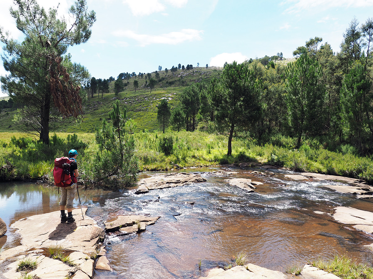 trekking in südafrika auf dem amatola trail