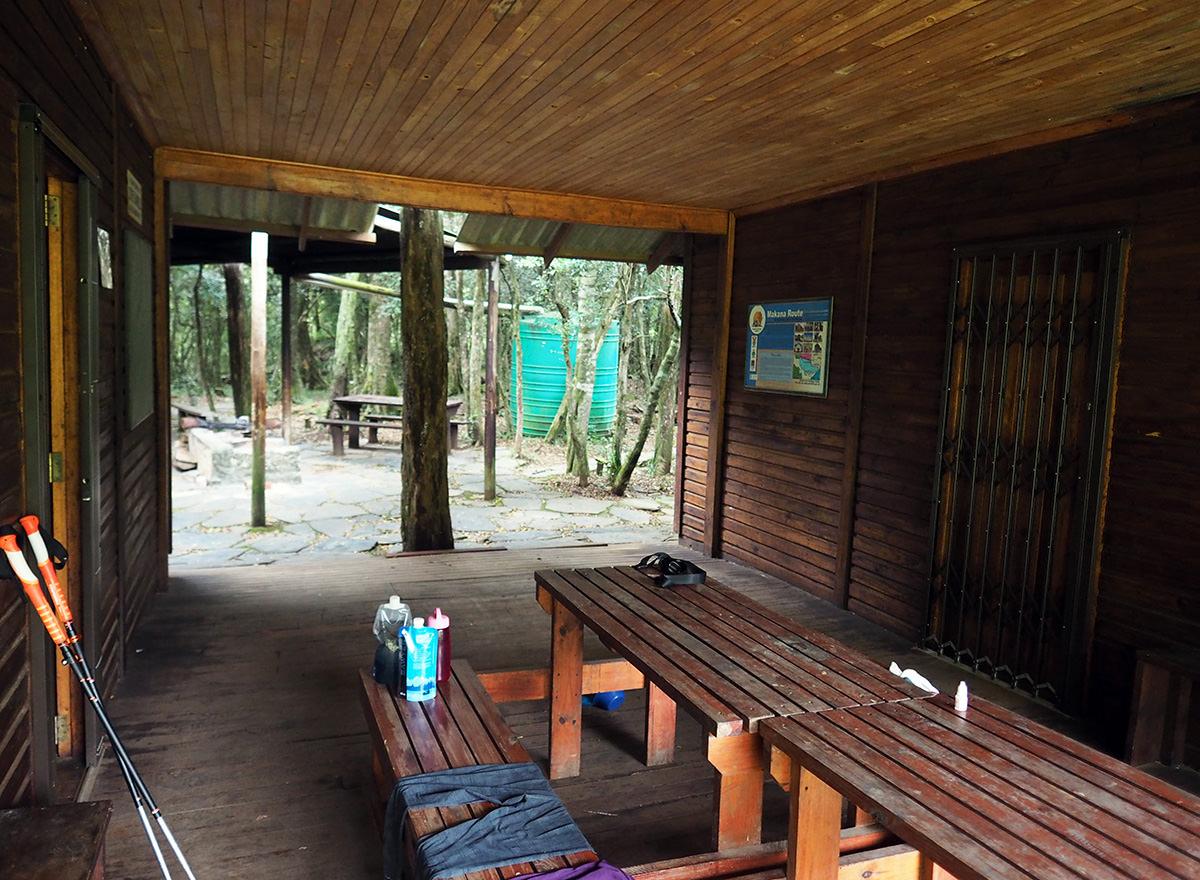 amatola trail zingcuka hut