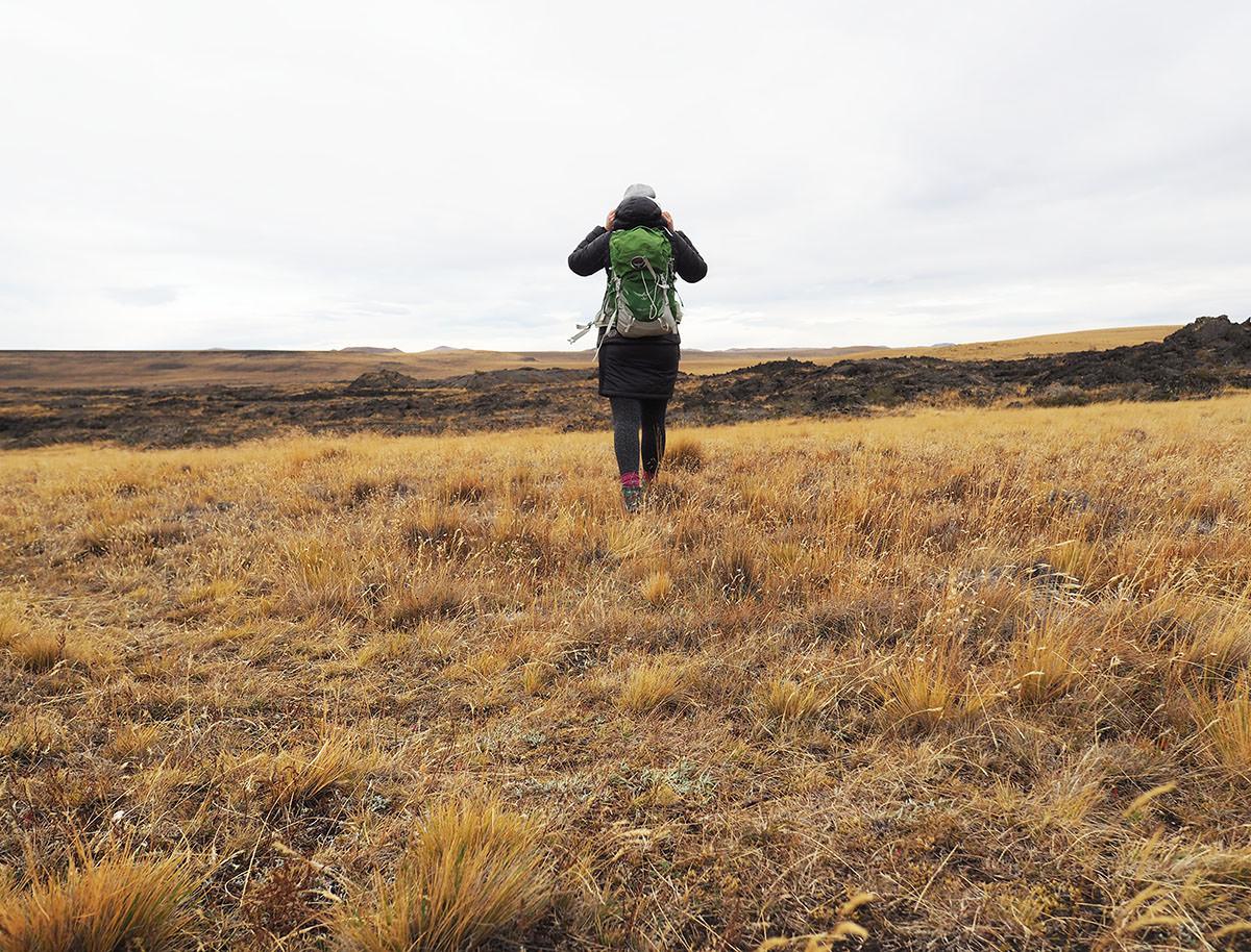 pali aike nationalpark patagonien