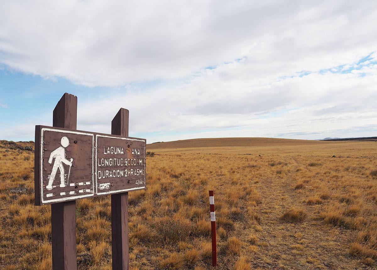 pali aike nationalpark wanderung