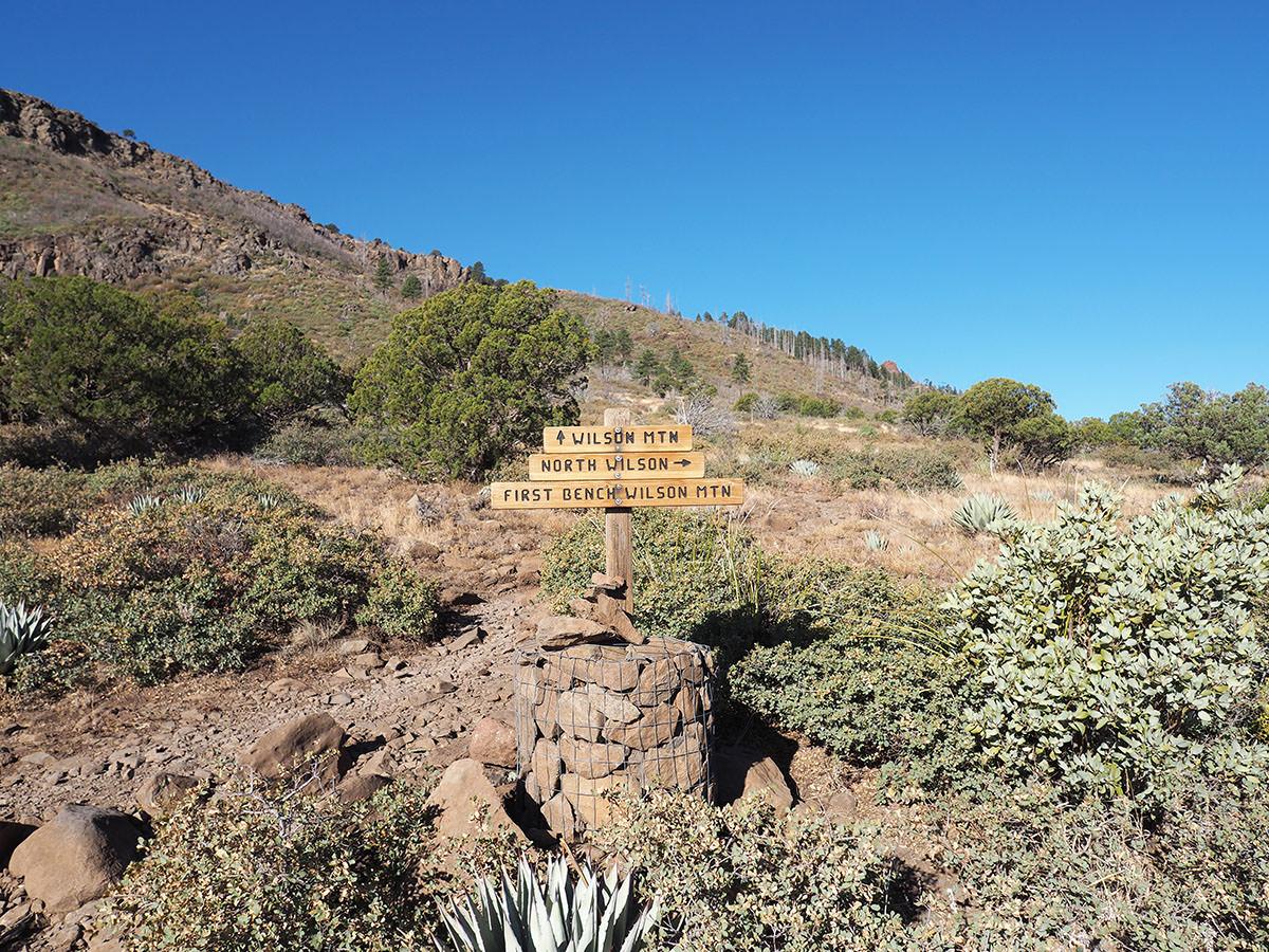 wandern in arizona im red rock country