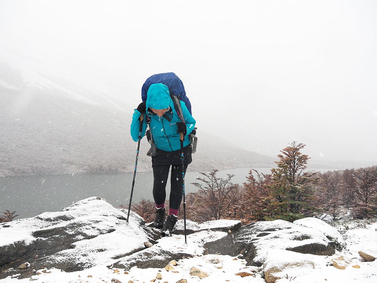 trekking el chalten herbst