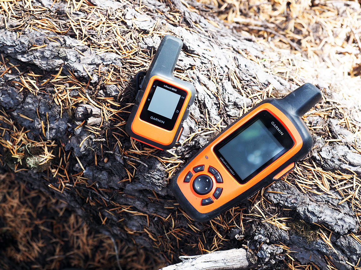 garmin inreach mini test
