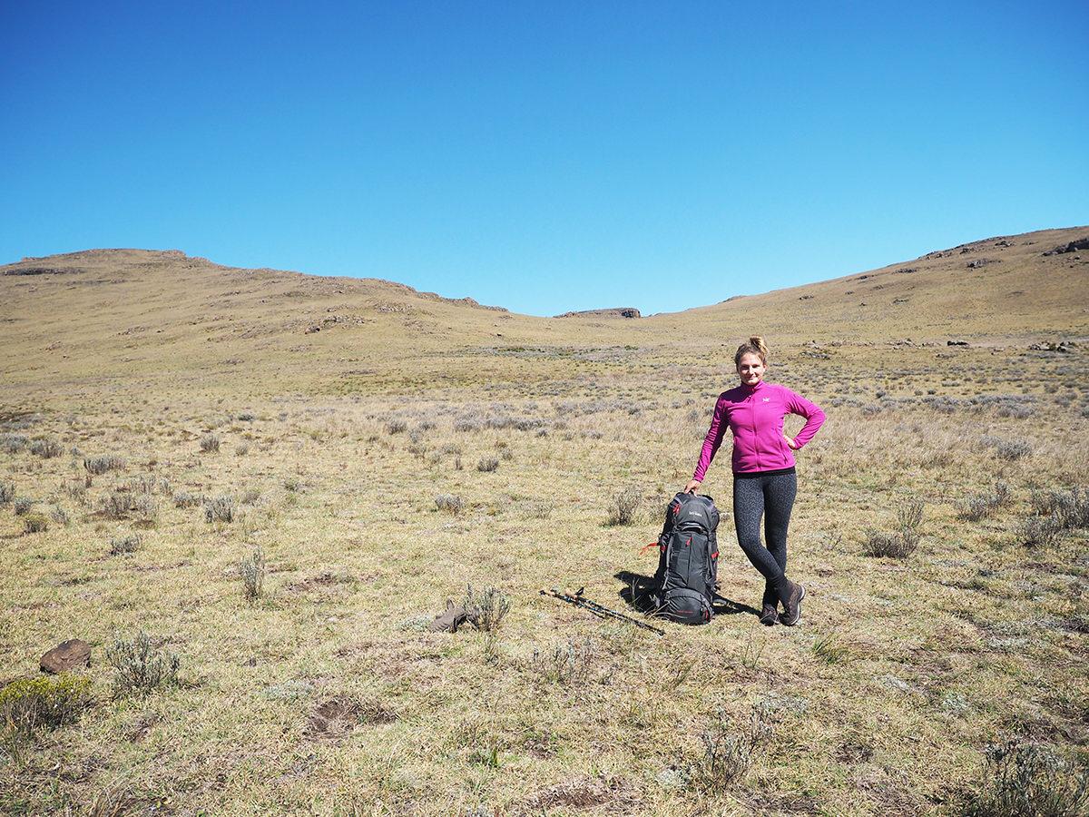 trekking suedafrika drakensberge