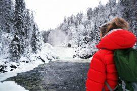 finnland winter roadtrip