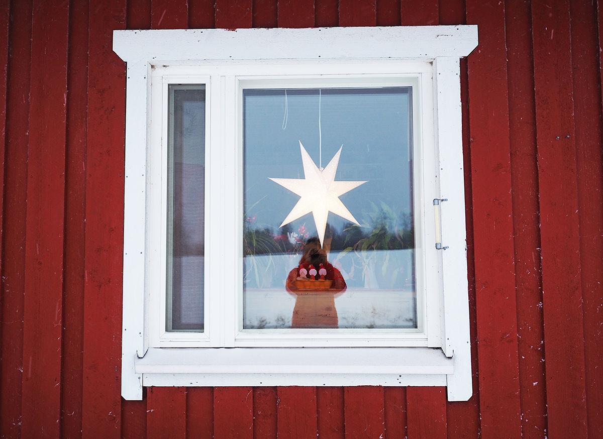 weihnachten finnland reise