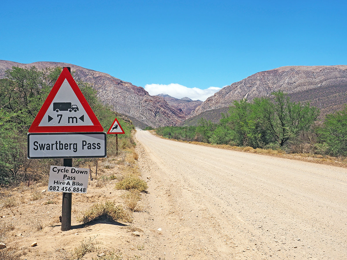 swartberg pass suedafrika roadtrip